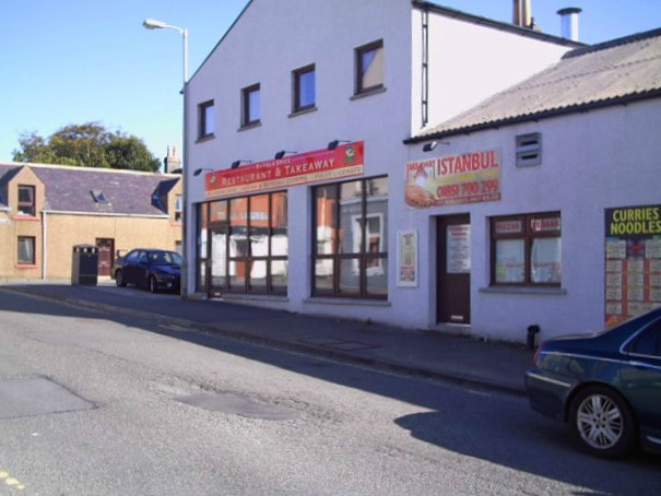 Bangla Spice Indian Takeaway, Stornoway Takeaway Facilities