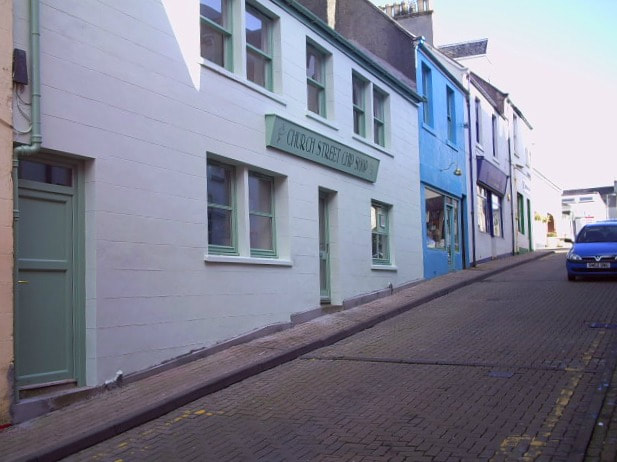 Church Street Fish & Chip Shop, Stornoway Takeaway Facilities