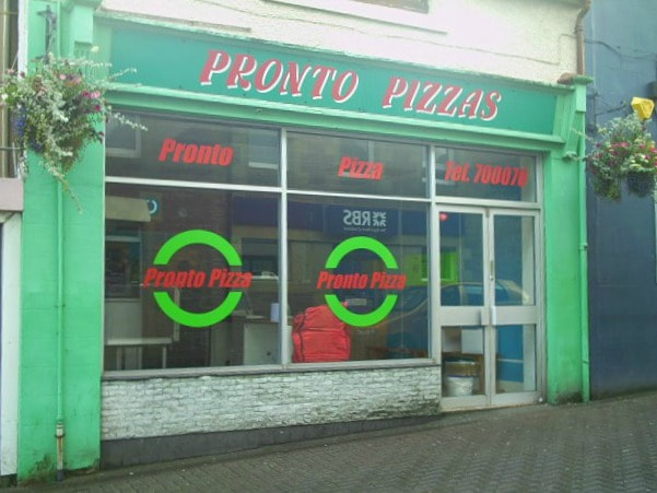 Pizza Takeaway, Stornoway Takeaway Facilities