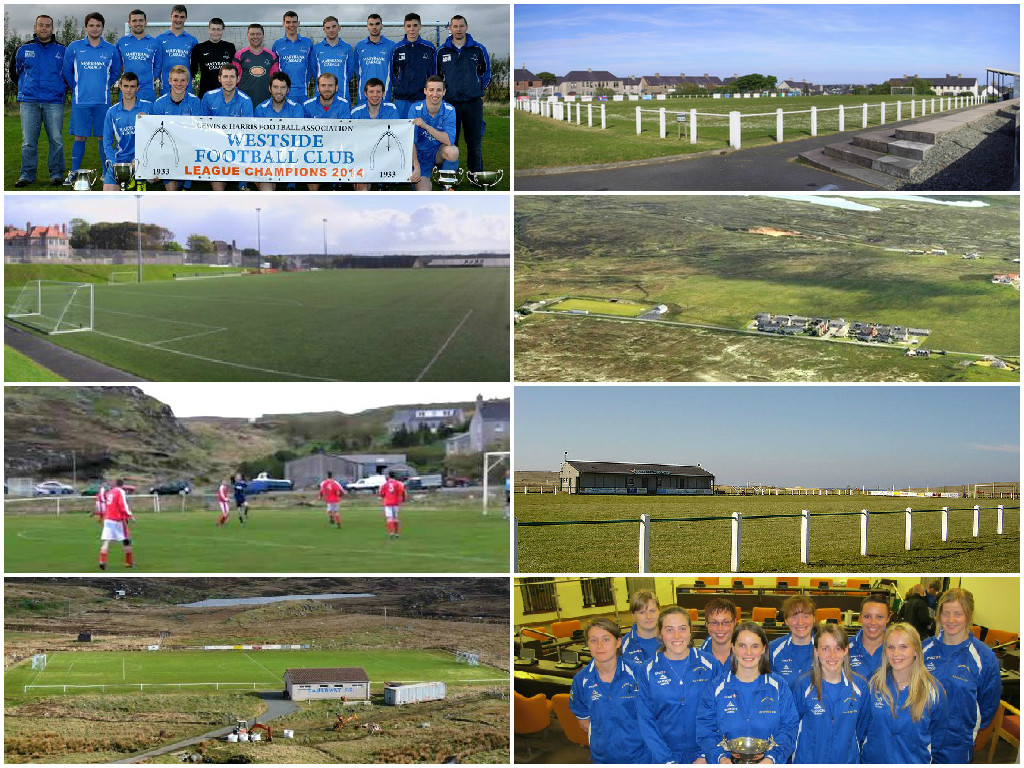 Lewis & Harris Football Association Stornoway Sport Facilities