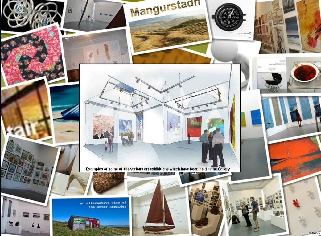 An Lanntair Arts Centre Exhibitions Stornoway Facilities