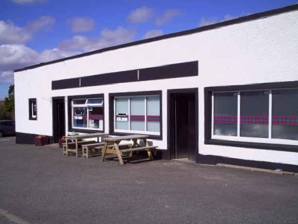 Black House Bakery, Stornoway Takeaway Facilities