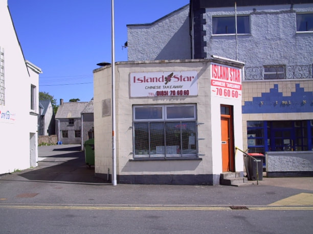 Island Star Takeaway, Stornoway Takeaway Facilities