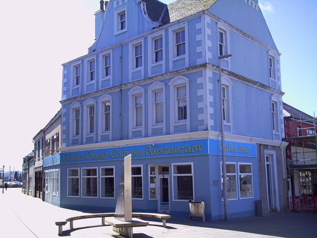 Golden Ocean Chinese Takeaway, Stornoway Takeaway Facilities