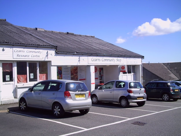 Cearns Community Shop, Post Office,  Stornoway Post Office Facilities