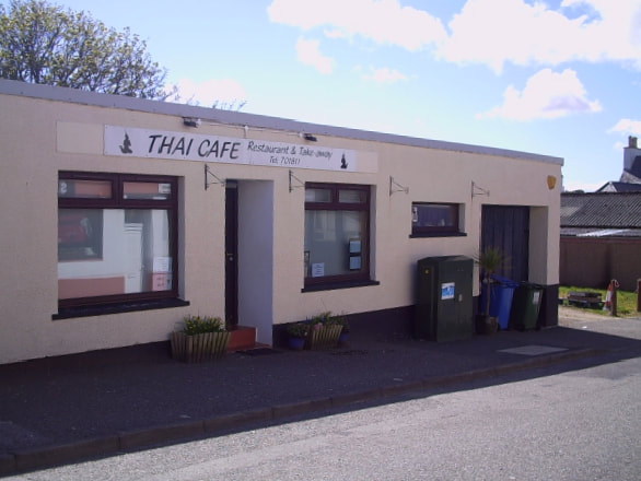 Thai Takeaway, Stornoway Takeaway Facilities
